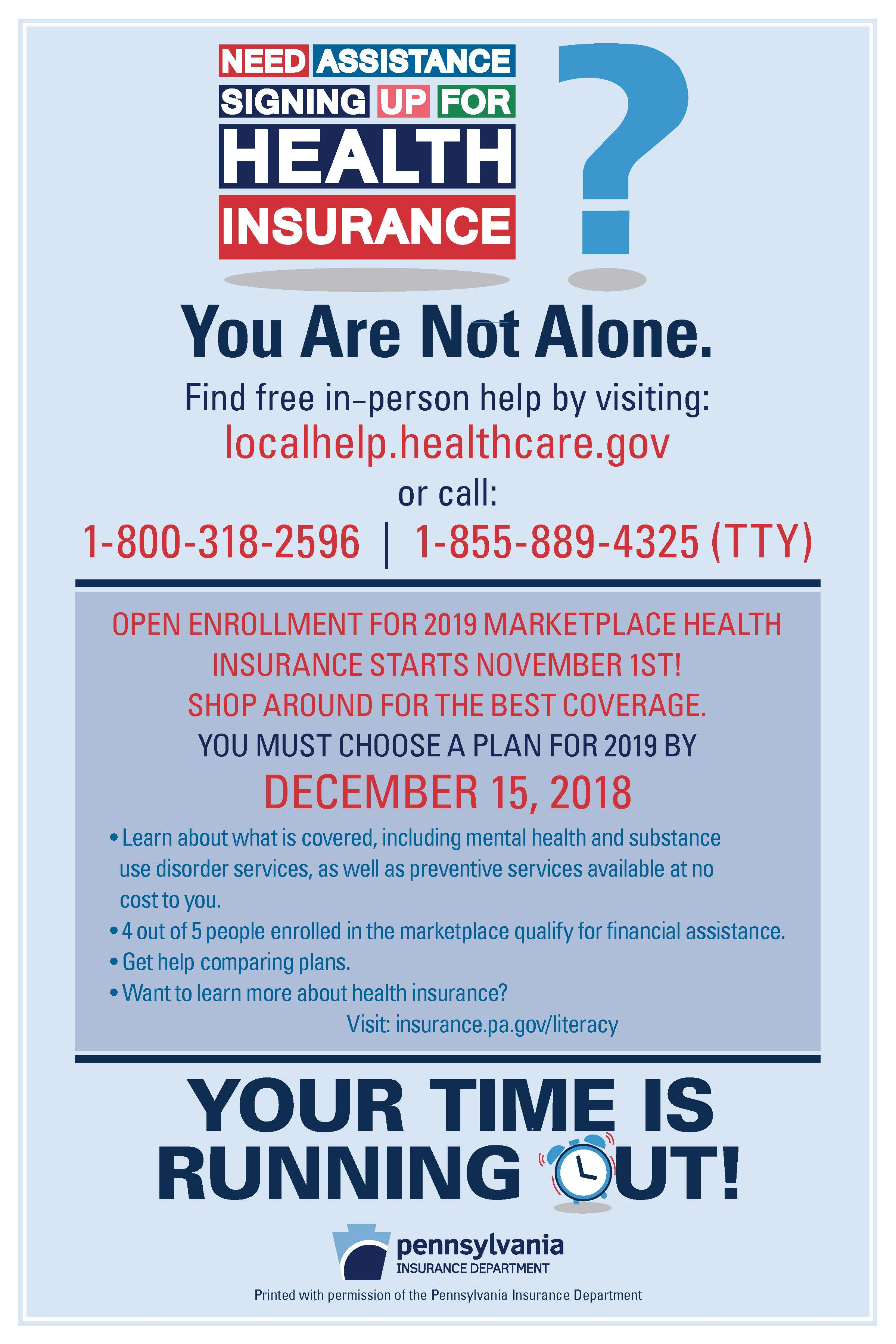 ACA Open Enrollment Resources